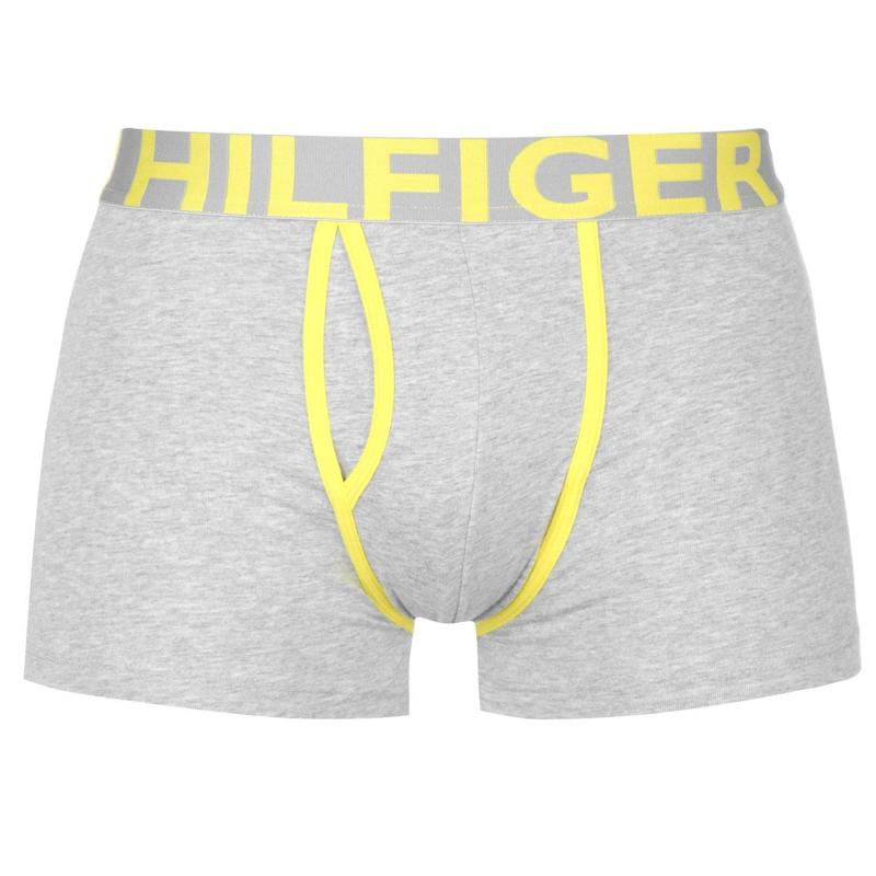 Spodní prádlo Tommy Hilfiger Contrast Trunks Black