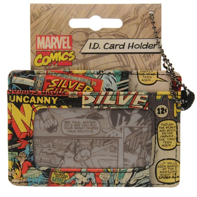 Marvel ID Holder Wallet Multi