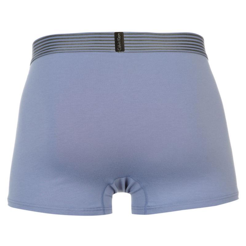Spodní prádlo Calvin Klein Trunks Mens Blue