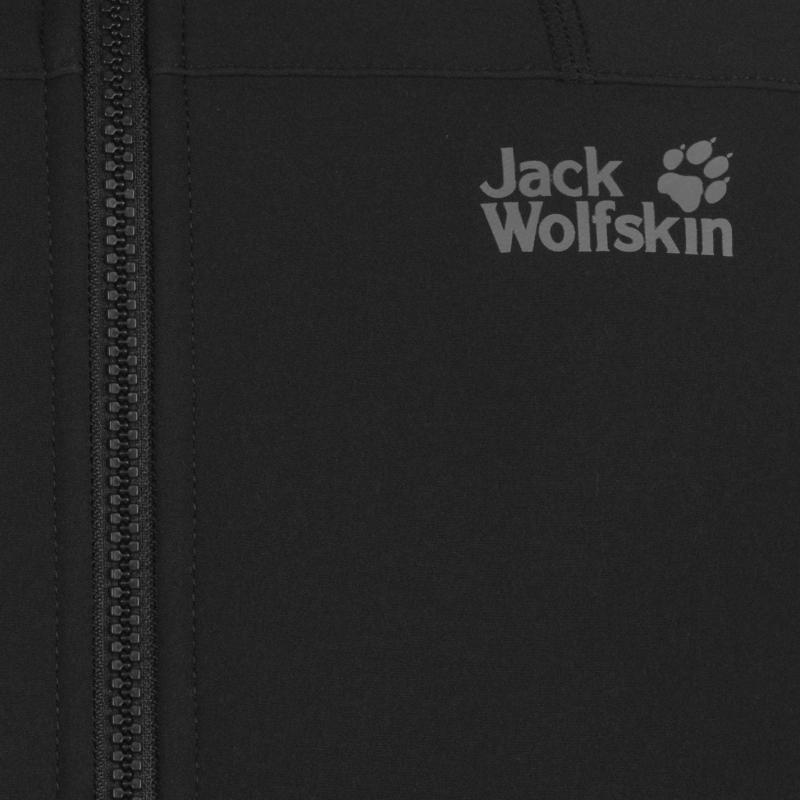 Bunda Jack Wolfskin Element Softshell Jacket Mens Olive