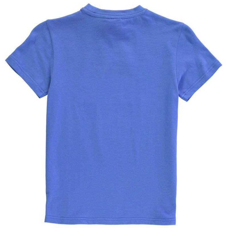 Tričko Team Oldham FC Graphic T Shirt Junior Boys Royal