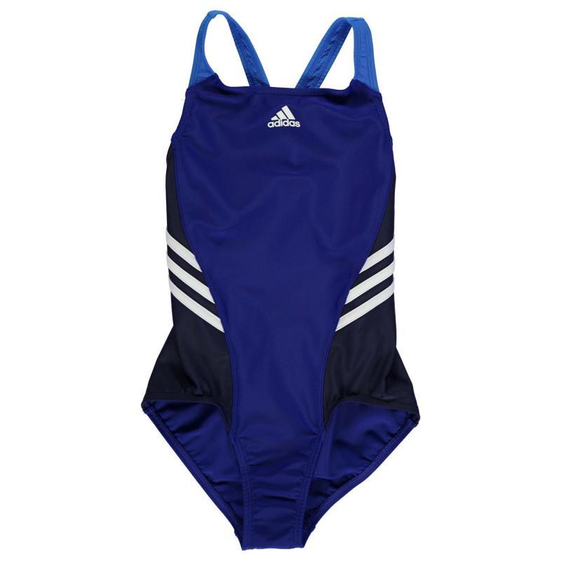 adidas Infinitex Swimsuit Girls Royal/Blue