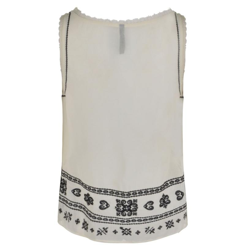 Pepe Jeans Top Ivory