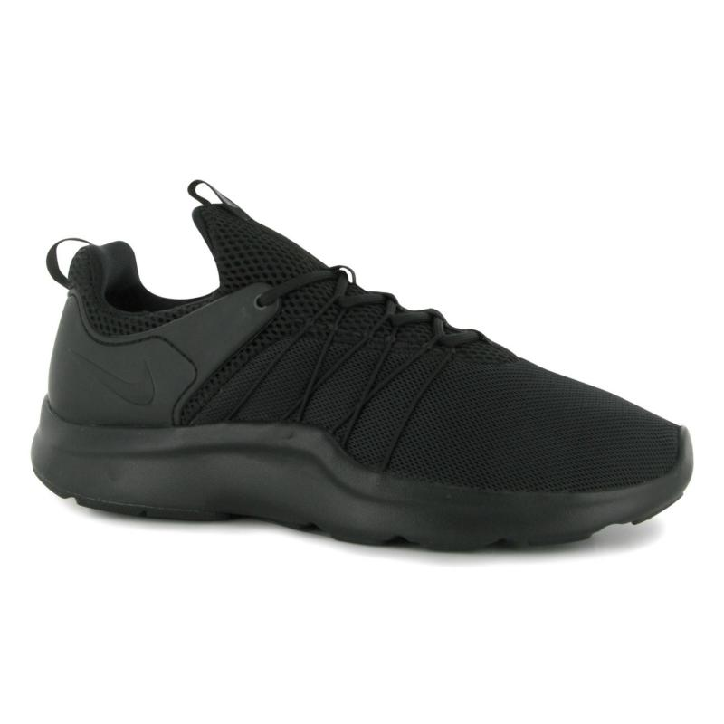 Boty Nike Darwin Running Trainers Mens Triple Black