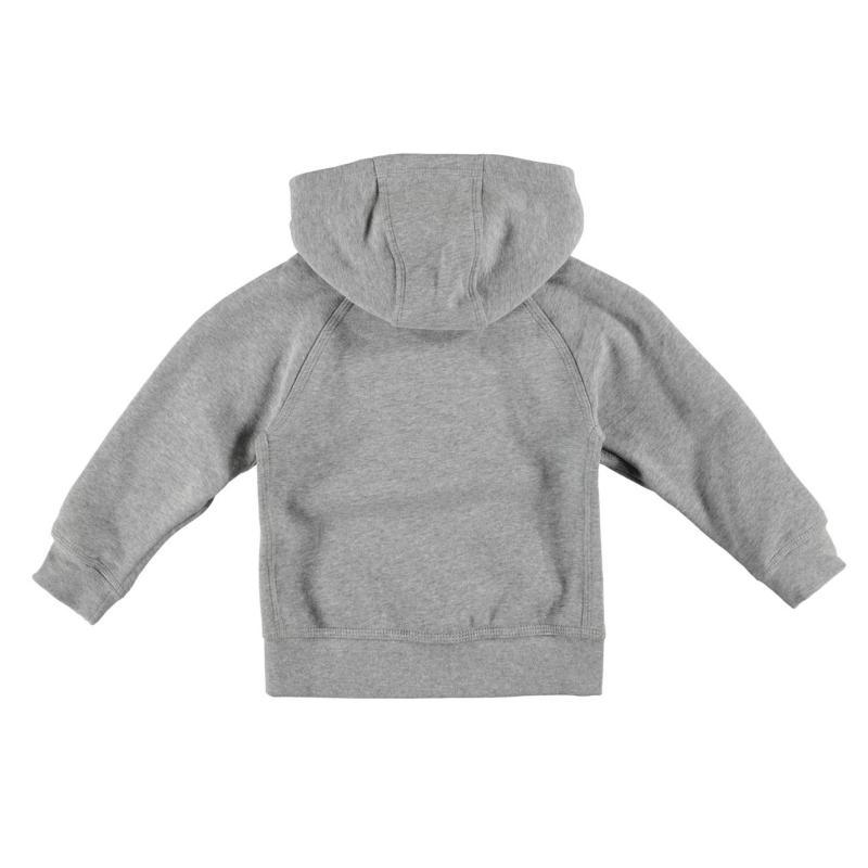 Mikina Nike Hoody Infant Boys Grey