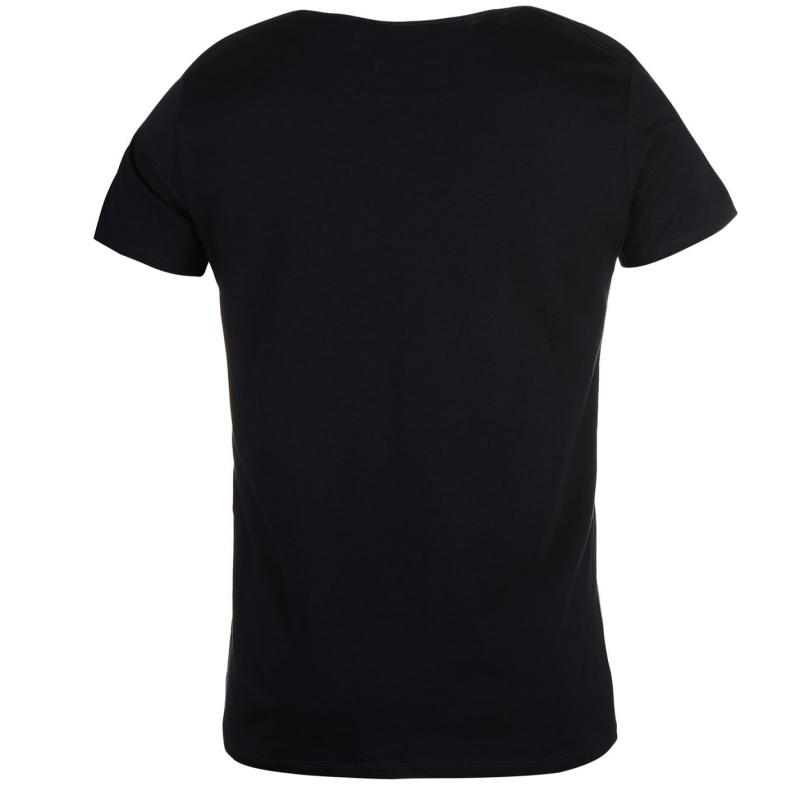 Tričko ONeill Horizon SS T Shirt Mens Granite