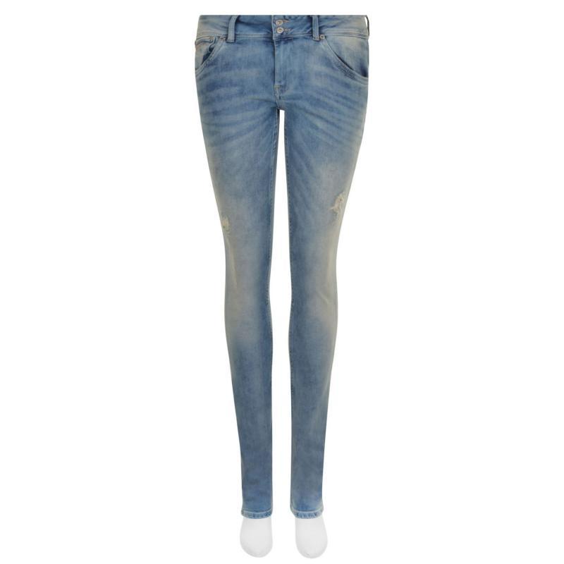 PEPE JEANS Vera Skinny Jeans Blue