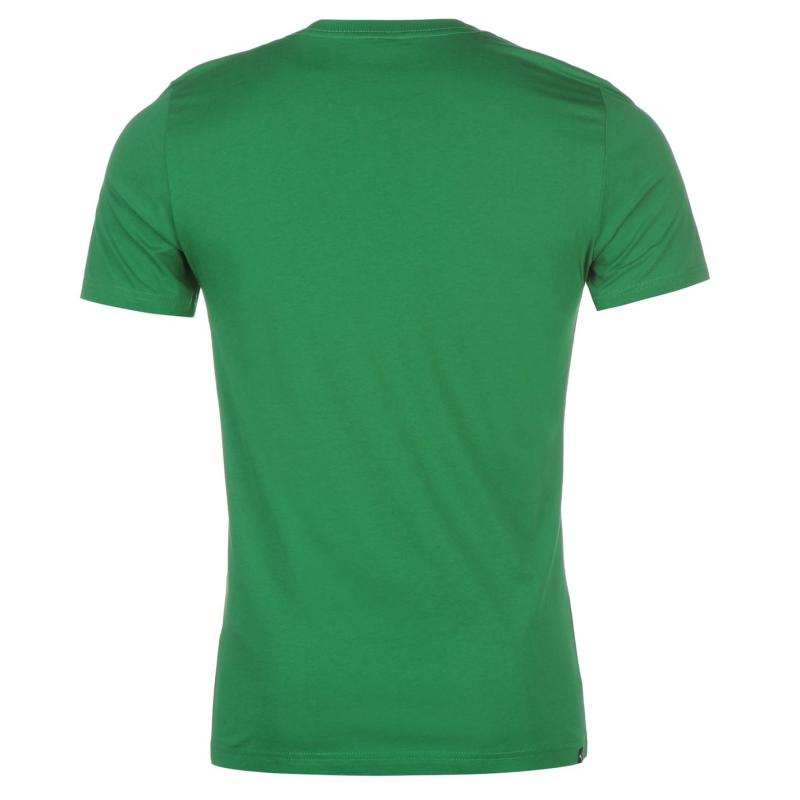Tričko Puma Retro T Shirt Mens Green