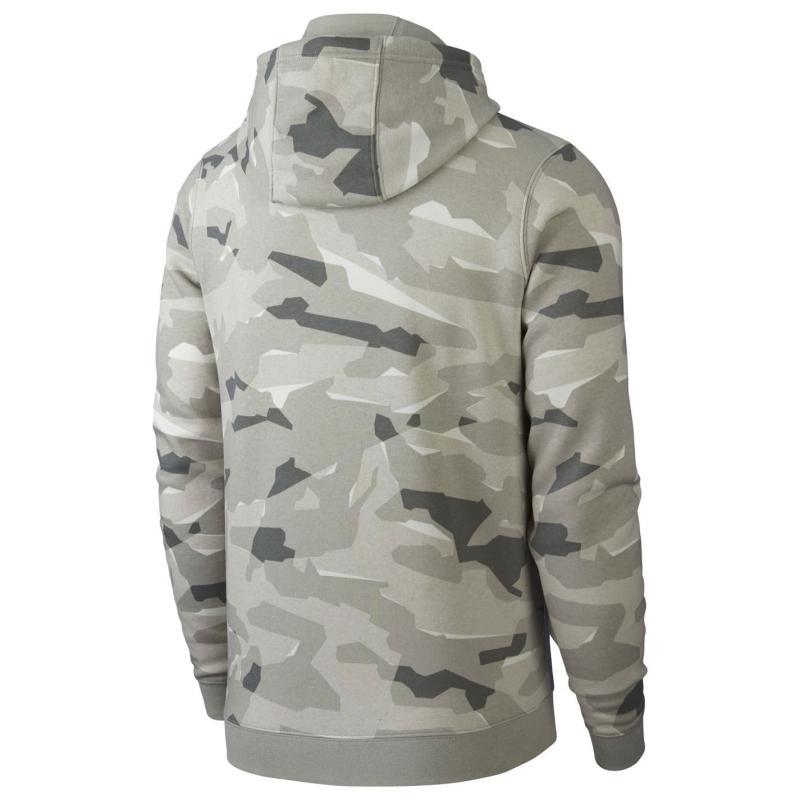 Mikina Nike SP OTH Hoody Mens Grey, Velikost: L