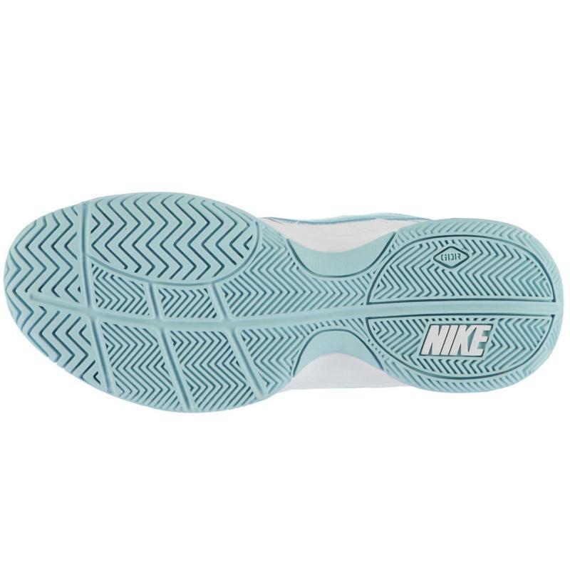 Boty Nike Court Lite Ladies Tennis Shoes White/Blue, Velikost: UK6 (euro 39)