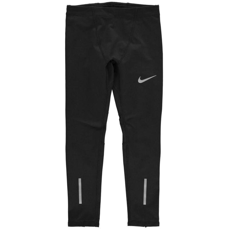 Nike Power Tights Junior Boys Black