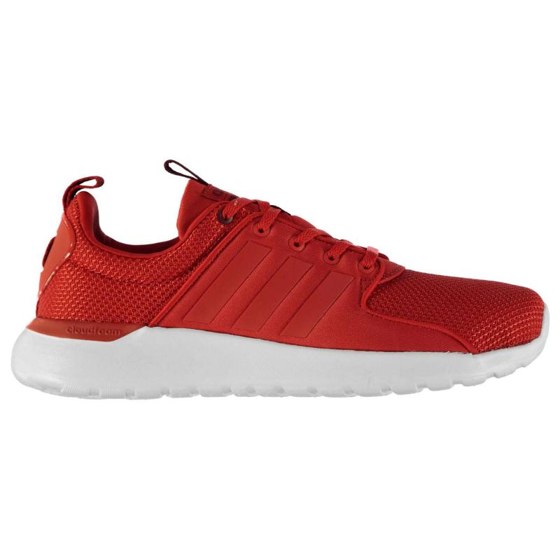 Boty adidas Cloudfoam Lite Racer Mens Trainers Red/Red/Wht