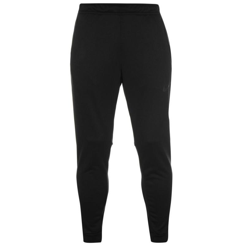 Tepláky Nike Hyperspeed Fleece Pants Mens Black, Velikost: M