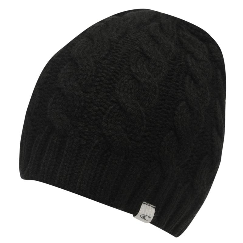 ONeill Classic Beanie Ladies Black Out