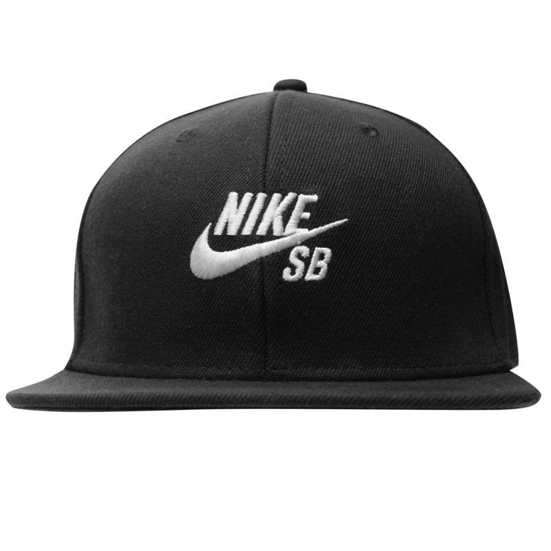 Nike Icon Snapback Cap Junior Black, Velikost: 3-6 (EUR 36-39)