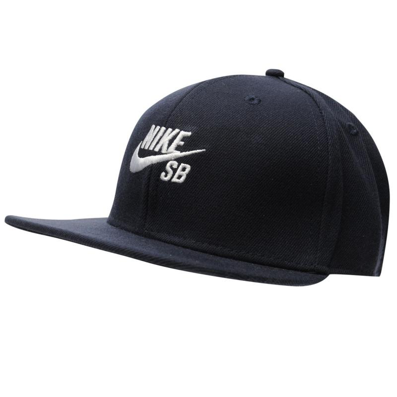 Nike Icon Snapback Cap Junior Obsidian, Velikost: 3-6 (EUR 36-39)