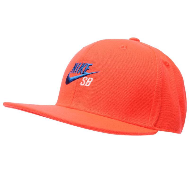 Nike Icon Snapback Cap Junior Bright Crimson, Velikost: 3-6 (EUR 36-39)