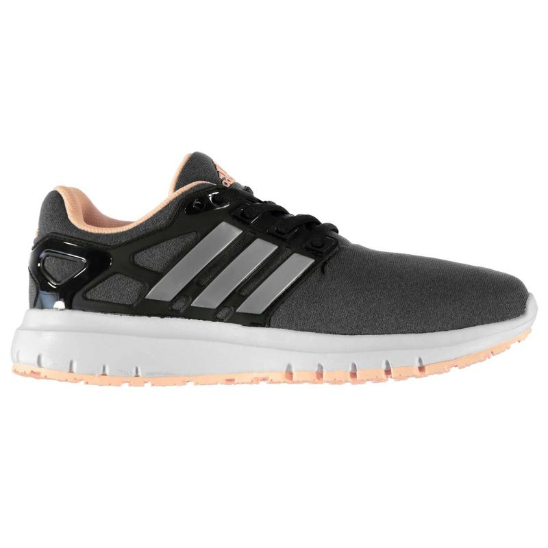 Boty adidas Energy Cloud Ladies Trainers DkGry/Sil/Coral