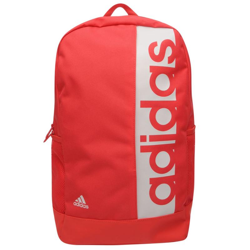 adidas Linear Backpack Black/White
