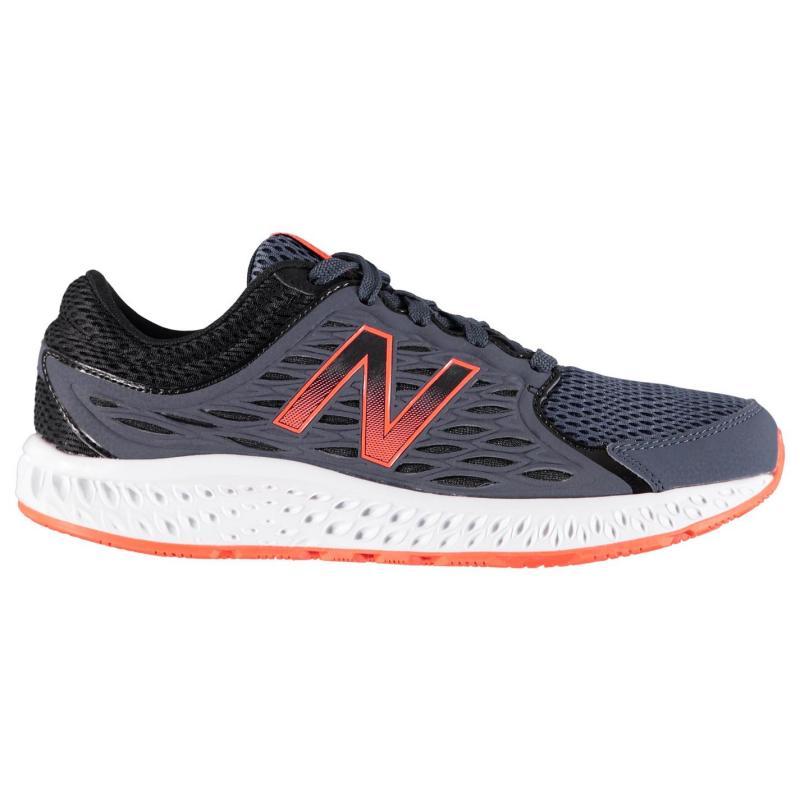 New Balance M 420 v3 Mens Running Shoes Black/Grey, Velikost: 12 (M)