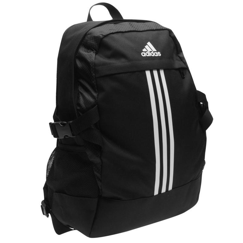 adidas Power 3 Backpack Black/White, Velikost: ostatní