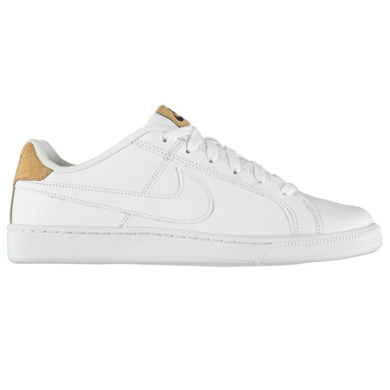 Boty Nike Court Royal Premium Mens Trainers White/Black, Velikost: UK9 (euro 43)