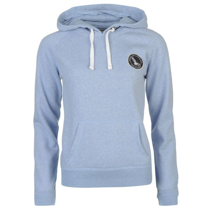 Mikina s kapucí SoulCal Signature Over the Head Hoodie Pale Blue...