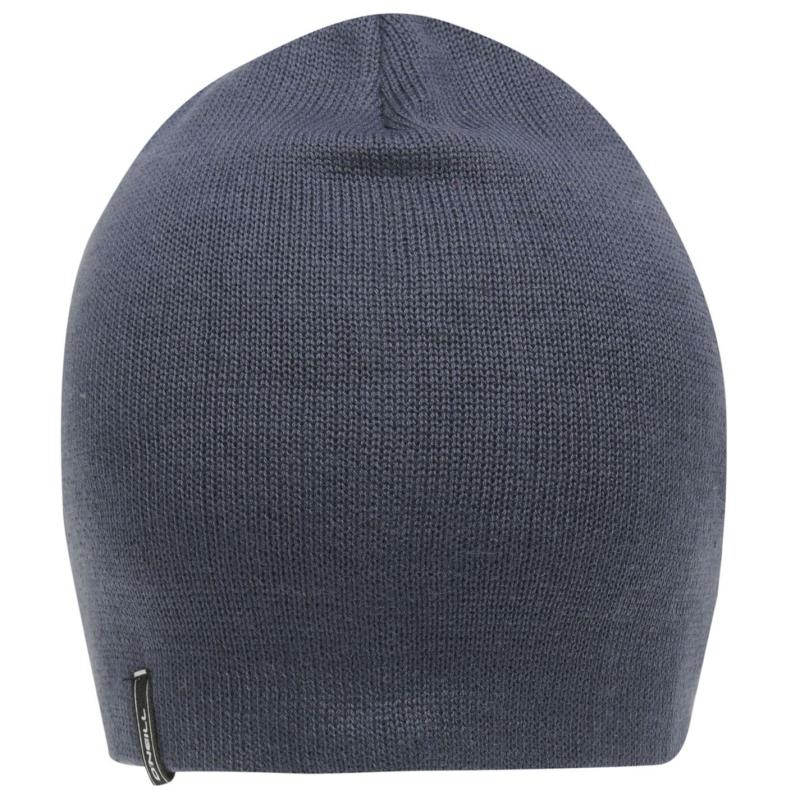 ONeill Year Round Beanie Hat Mens Ink Blue