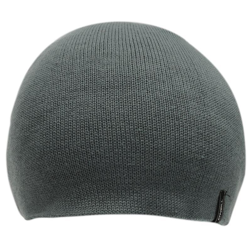 ONeill Year Round Beanie Hat Mens Grey