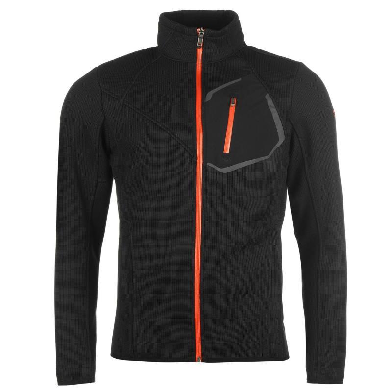 Bunda Spyder Paramount Jacket Mens Grey, Velikost: S