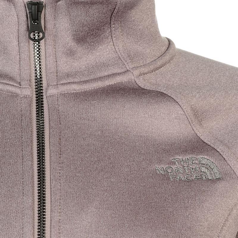 Bunda The North Face Agave Full Zip Jacket Ladies Grey, Velikost: 12 (M)
