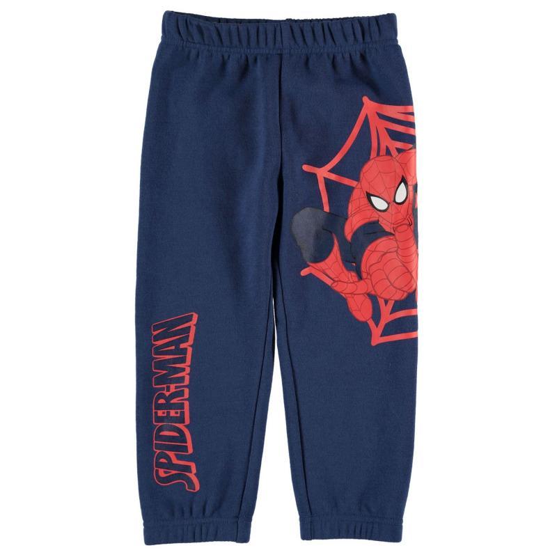 Tepláky Character Jogging Pants Infant Boys Spiderman