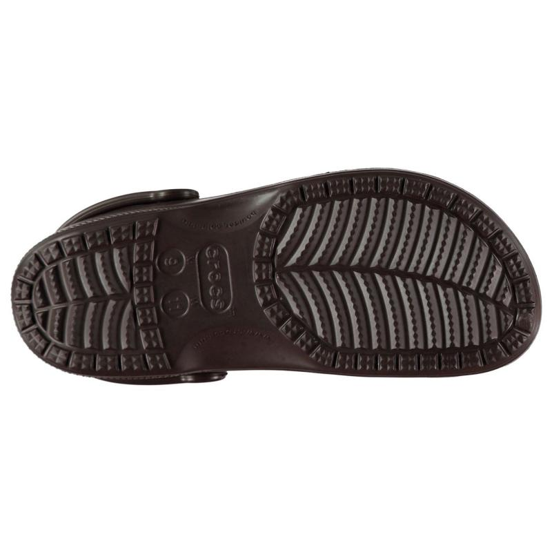 Crocs Baya Sandals Mens Espresso