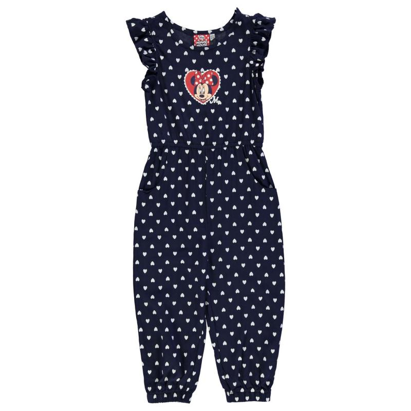 Disney Jumpsuit Infant Girls Minnie Mouse