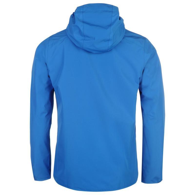 Bunda Salomon Essential Waterproof Jacket Mens Prince Blue, Velikost: M