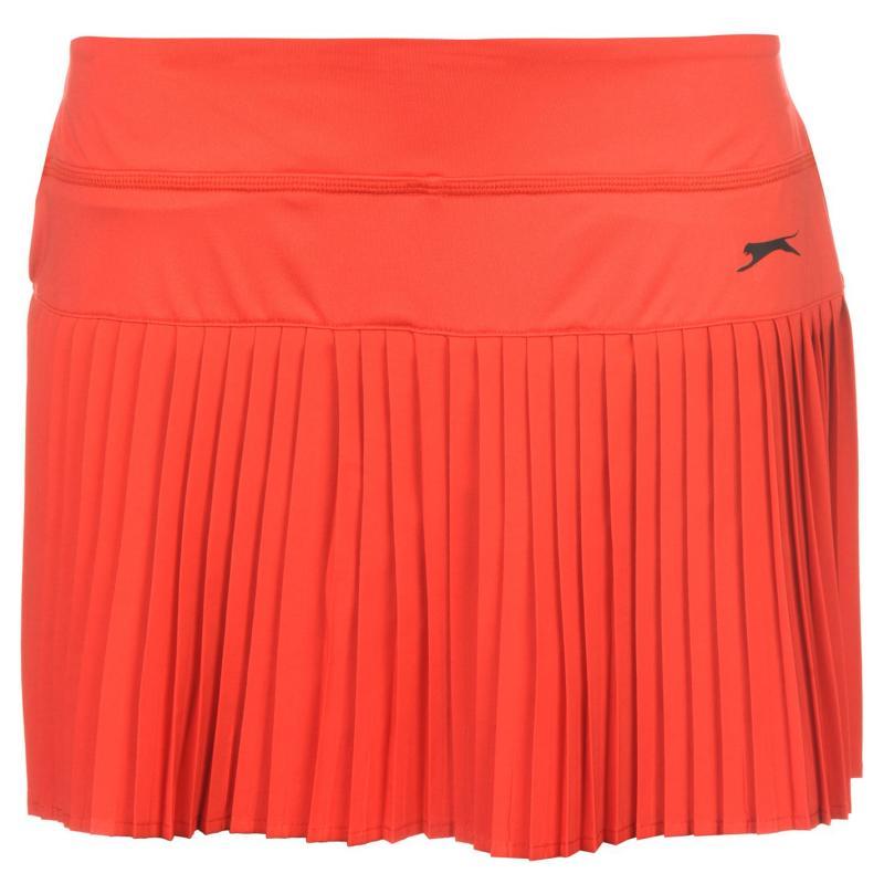 Sukně Slazenger Baseline Tennis Skort Ladies Black