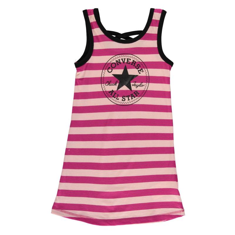 Šaty Converse 85J Dress Infant Girls Eglantine