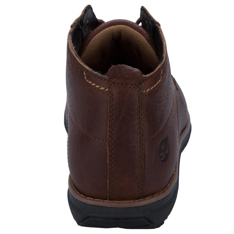 Boty Timberland Mens Barrett Chukka Boot Brown, Velikost: 12 (M)