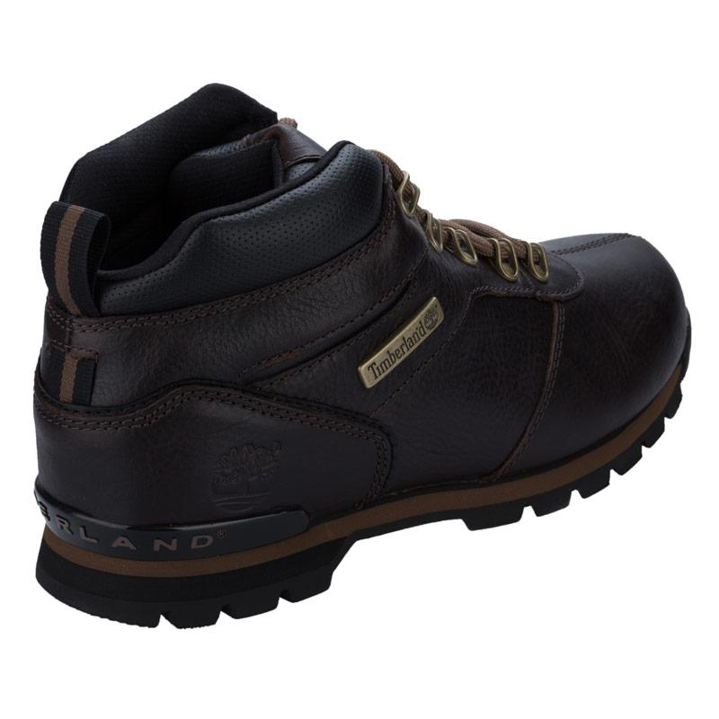 Boty Timberland Mens Splitrock 2 Boots Brown, Velikost: 12 (M)