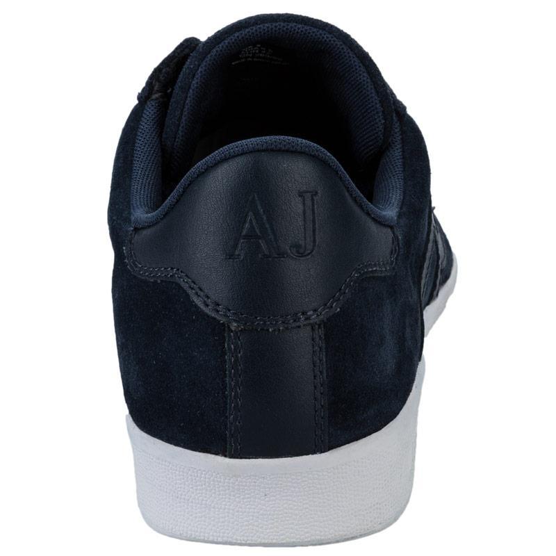 Boty Armani Mens Trainers Dark Blue, Velikost: 10 (S)