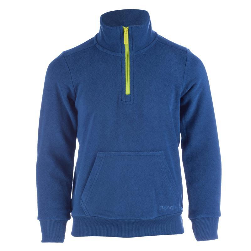 Mikina Bench Infant Boys Emboss Sweatshirt Black