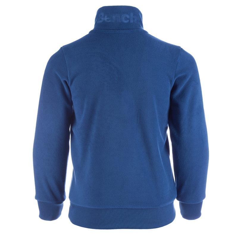 Mikina Bench Infant Boys Emboss Sweatshirt Blue