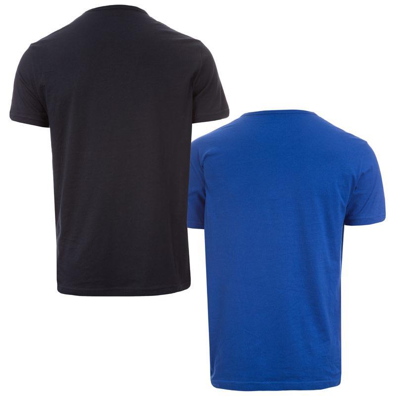 Tričko Armani Mens 2 Pack T-Shirt White, Velikost: M