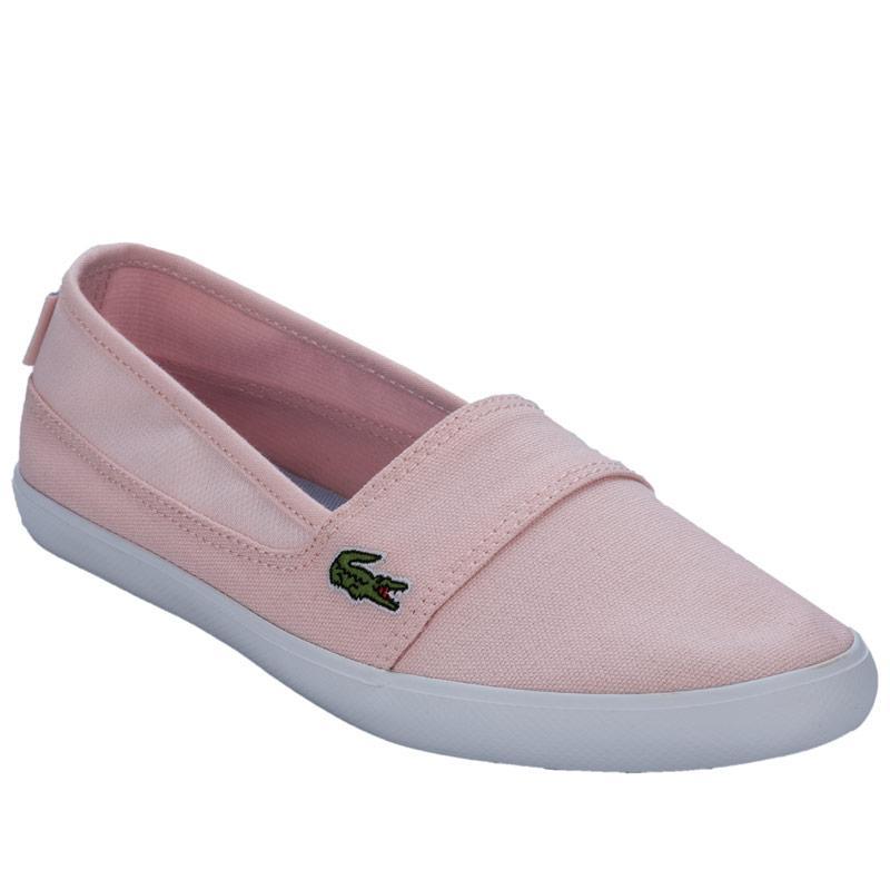 Lacoste Junior Girls Marice Trainer Pink