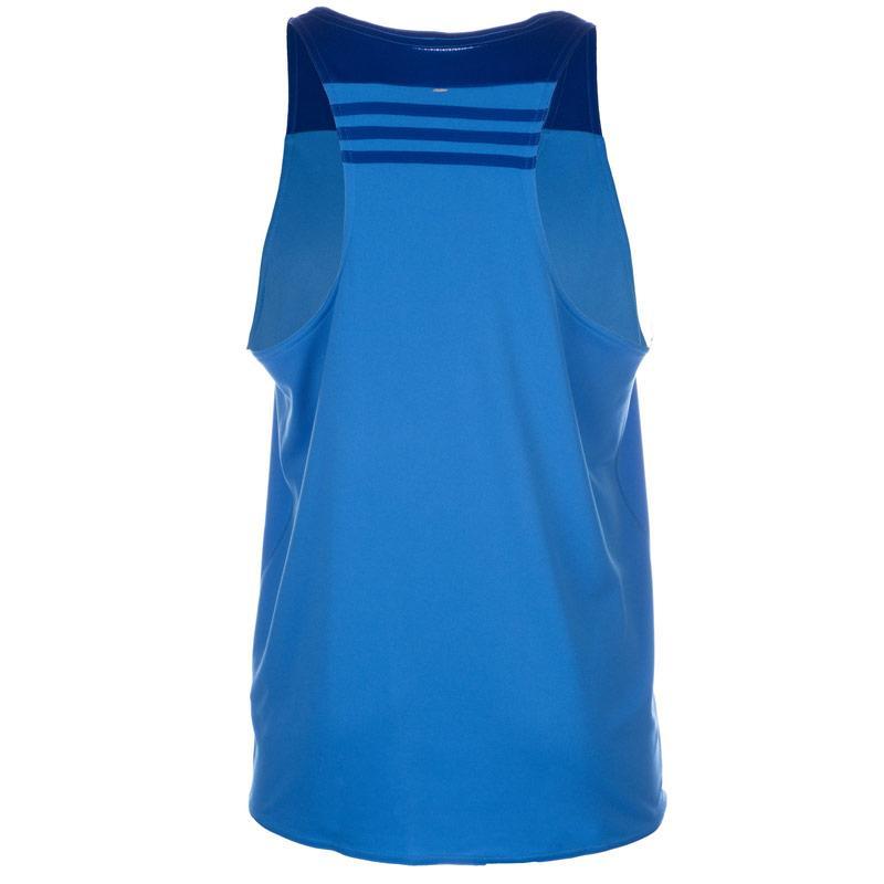 Tílko Adidas Mens Response Singlet Vest Blue, Velikost: XS