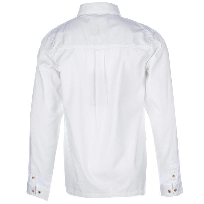 Košile Bench Junior Boys Incitement Button Shirt White