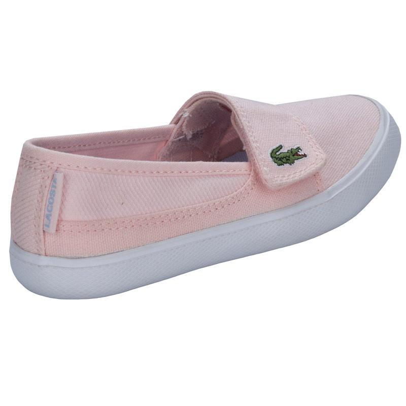 Lacoste Children Girls Marice Trainer Pink