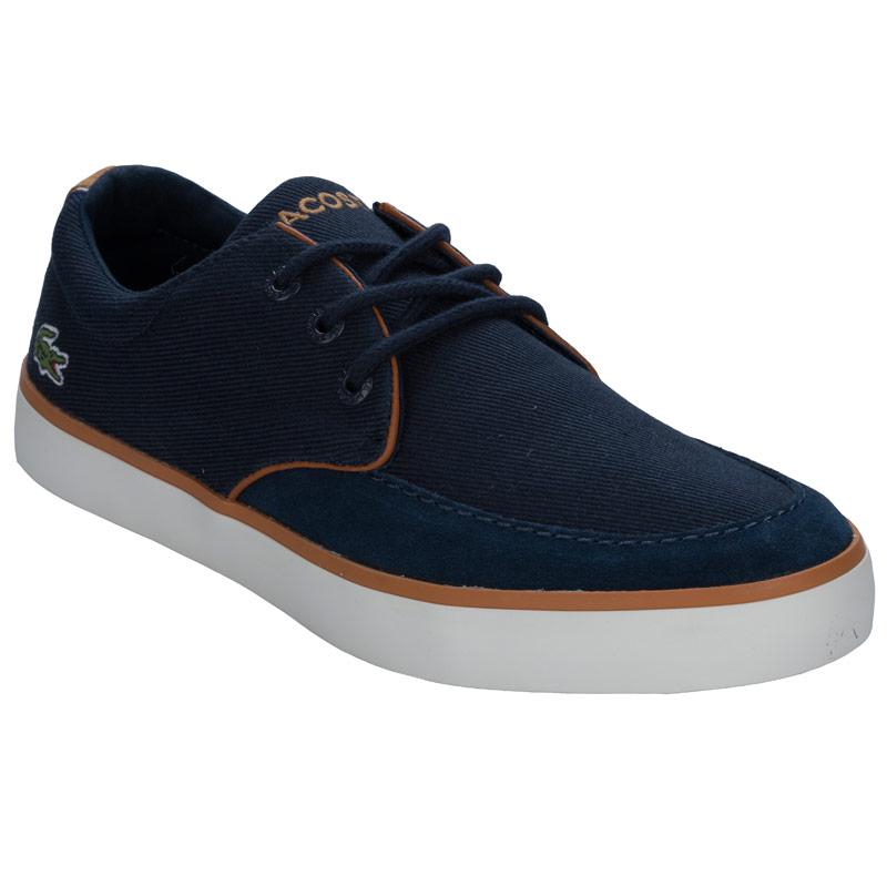 Boty Lacoste Junior Boys Severin Trainers Navy