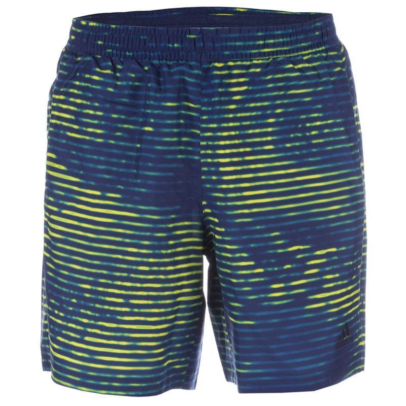 Kraťasy Adidas Mens Aktiv Energy 7 Inch Shorts Midnight