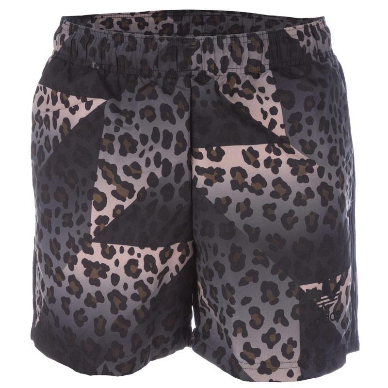 Kraťasy Adidas Originals Mens Cheetah Swim Shorts Multi colour